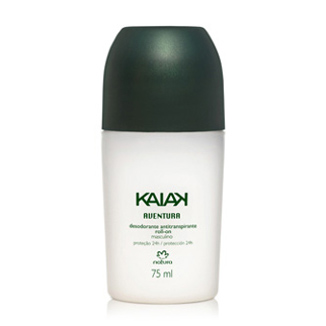 Kaiak - Aventura - Desodorante antitranspirante roll-on masculino